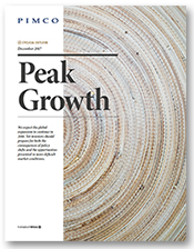 PIMCO® Cyclical Outlook: Peak Growth