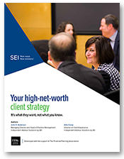 Your High-Net-Worth Client Strategy