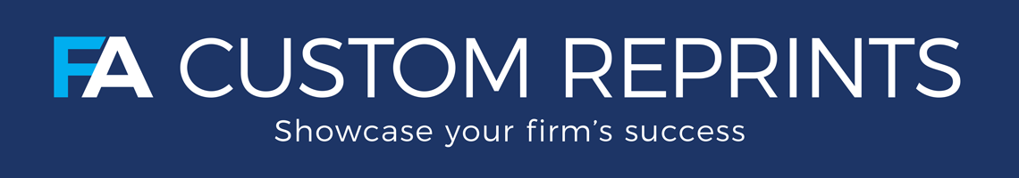 FA Custom Reprints - Showcase your firm's success