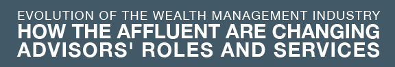 Evolution of the Wealth Management